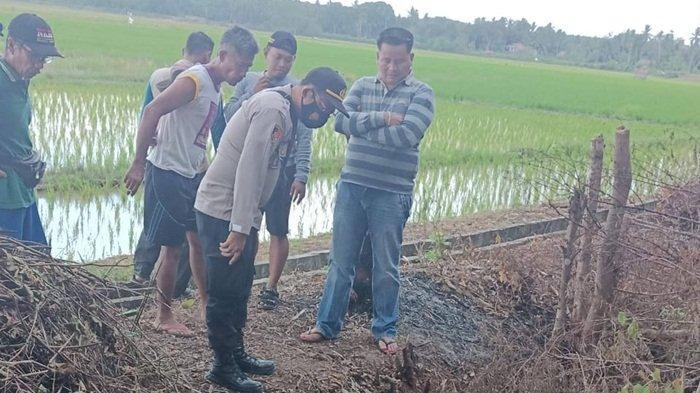 Mantri Hewan Ditemukan Tewas di Desa Muncak Kabau OKU Timur, Kondisi Mengenaskan