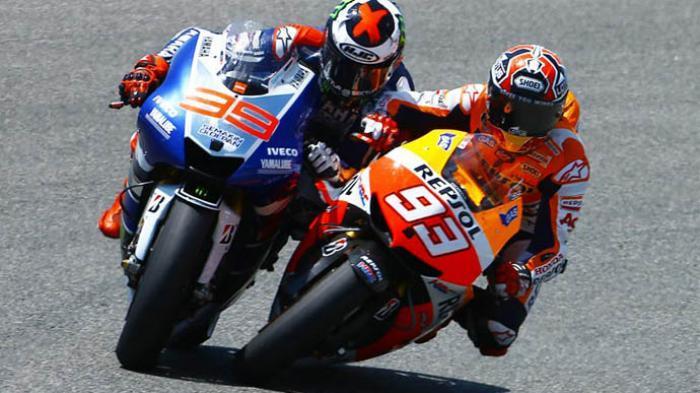 Cedera Marc Marquez Bikin Pusing, Honda Tetap Optimis Raih Poin