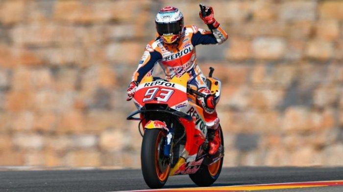 Daftar Posisi Start MotoGP Portugal 2021 Minggu, 18 April 2021: Marc Marquez Rupanya Ada Misi