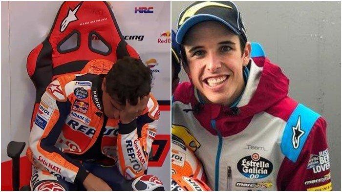 Tangis Marc Marquez di MotoGP Portugal 2021 Justru Bikin Adik Sendiri Kesal: Saya Tidak Senang
