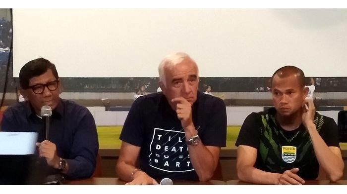 Soal Tuduhan Suap dan Pengaturan Skor pada Persib Bandung, Mario Gomez Sudah Akui Kesalahannya