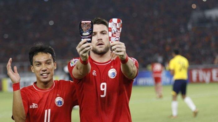 Hasil Persija Jakarta VS Ceres Negros di Piala AFC, Macan Kemayoran Ketinggalan Babak Pertama