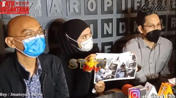 Marlina tunjukkan bukti pernikahan dengan ayah Taqy Malik