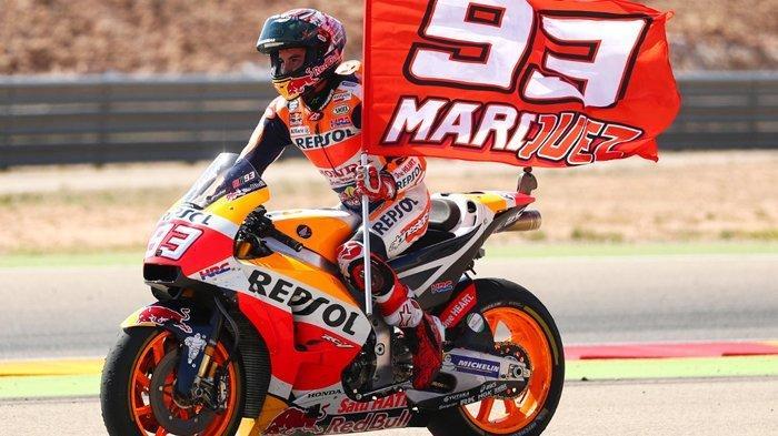 Andrea Dovizioso Ramalkan Marc Marquez Akan Sangat Sulit Dikalahkan