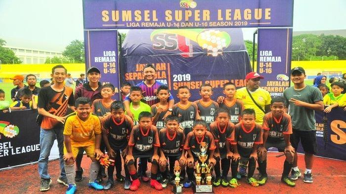 Usai Sabet Jawara SSL 2019 SSB Martapura FC U-12 Siap Boyong Trofi Danone & Menpora Cup 2019