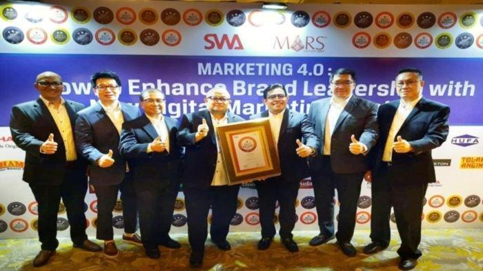 Auto2000 Terima Penghargaan Indonesia Best Brand Award (IBBA) 2019