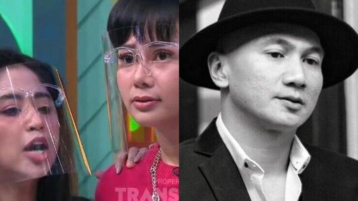 Masalah dengan Dewi Perssik Belum Kelar, Denise Cadel Mendadak 'Serang' Anji Manji: Kualat Ama Gue