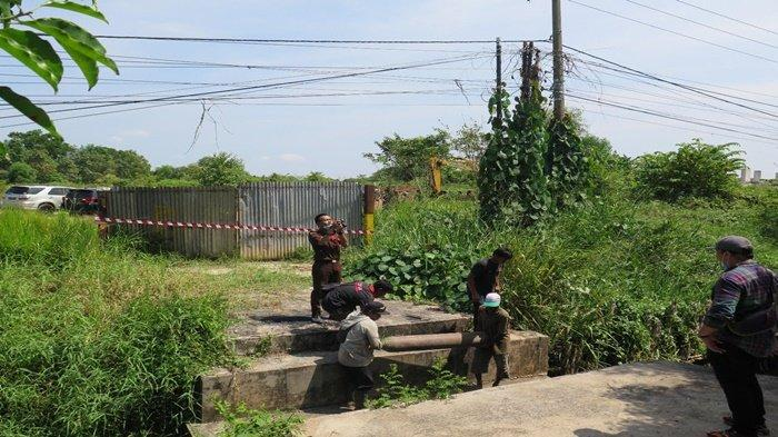 Kejati Sumsel Pasang Red Line di Masjid Raya Sriwijaya, Kasi Penkum : Ada Barang Dicuri