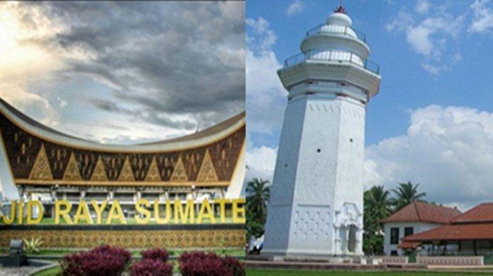 Berbentuk Lucu Tanpa Kubah, Ini Deretan 7 Masjid Unik di Indonesia, Ada yang Dibangun di Atas Danau!