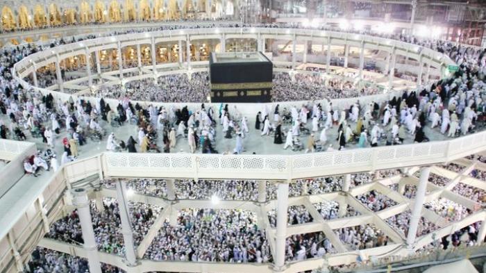 2562 Jemaah Haji di Sumsel Sudah Lunasi Biaya Keberangkatan Tahap Pertama Tahun 2020