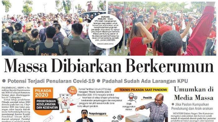 Mendagri Tito Karnavian: Umumkan di Media Massa Jika Paslon Kumpulkan Pendukung dan Arak-arakan