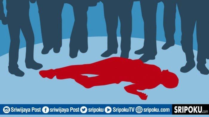 Tukang Ojek Pangkalan di Lahat Tewas, Jasad Tergeletak di Jalanan, Motor Korban Hilang