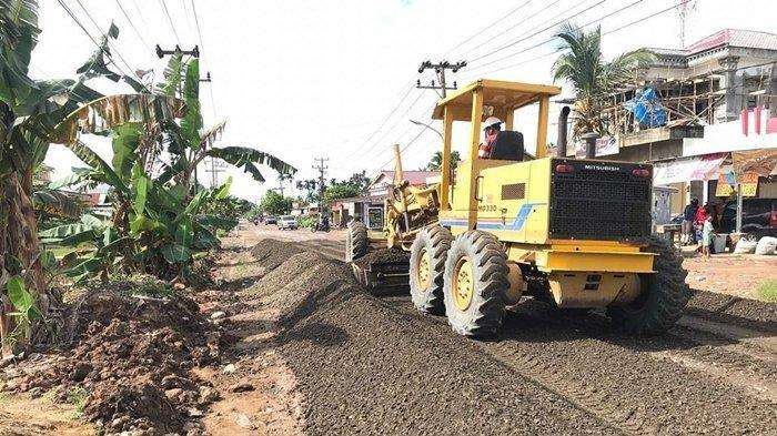 BBPJN Sumsel Siapkan Dana Rp 1,59 Triliun untuk Perbaikan & Pembangunan Jalan di Sumsel di 2021