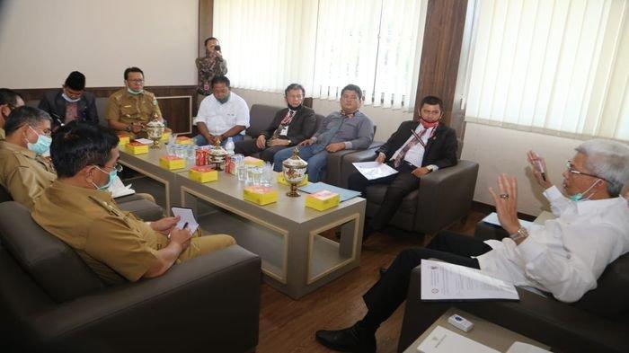 Wakil Gubernur Sumsel Mawardi Yahya Ajak DPD KAI Sumsel Jaga Pancasila Sebagai Dasar Negara