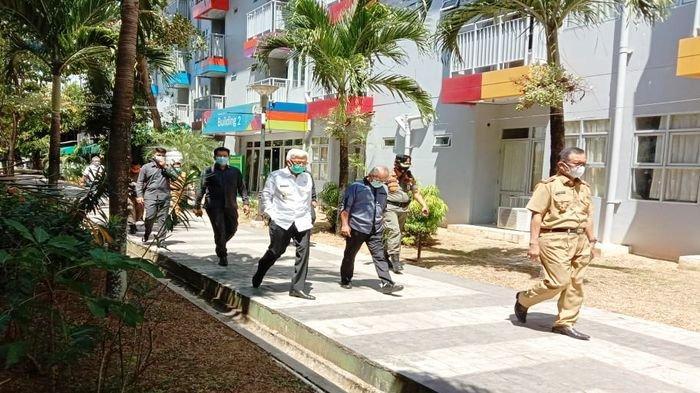 Wagub Sumsel Sebut Penanganan Pasien ke Rumah Sakit Rujukan, Rumah Sehat Covid-19 Ditutup Sementara