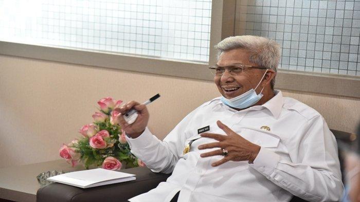 Wagub Sumsel Mawardi Yakini Sriwijaya Great Sale Hidupkan Gairahkan Minat Masyarakat Bertransaksi