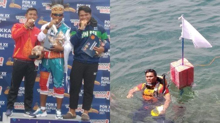 Peselam Max Kalalo Tambah Medali Sumsel Sehari Jelang Penutupan PON XX Papua 2021