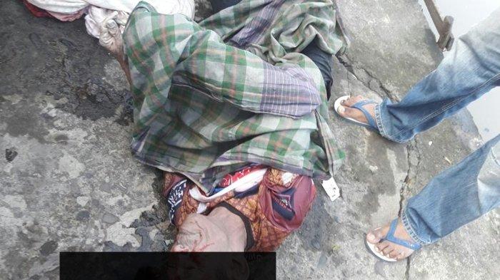 Pihak Keluarga Terkejut Mayat Mengapung Pakai Kaos Calon Walikota Palembang Adalah Hamdan