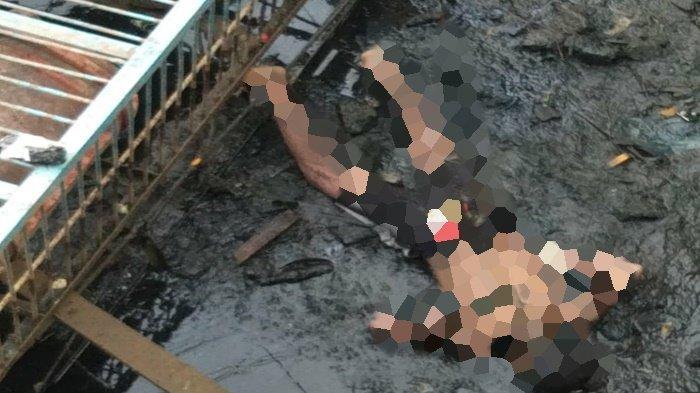 Dikira Patung Ternyata Mayat, Remaja Ini Mengapung di Sungai Musi, Ada Koyo di Kening