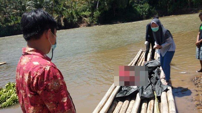 Air Pasang Sungai Saka OKU Selatan Hantam Rakit Bambu, 2 Hari Kemudian Suryana Ditemukan Meninggal