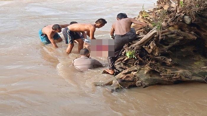 Pergi Memancing, Warga Desa Kemu OKU Selatan Ditemukan Tewas Mengapung di Sungai Tanpa Busana