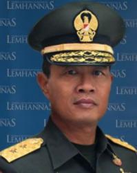 Mayjen TNI Bambang Budi Waluyo Pangdam II Sriwijaya