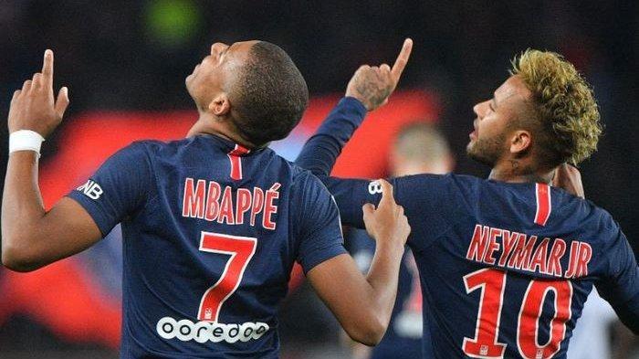Final Liga Champions - Misi Tumbangkan Bayern Munchen, Mbappe Ingin Ukir Sejarah Bersama PSG