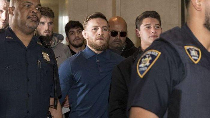 Jalani Hukuman Pelayanan Masyarakat, Kasus Conor McGregor Ditutup