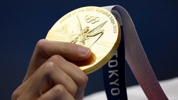 DOMINASI 5 Nomor Sekaligus, Siapa Atlet Peraih Medali Emas Terbanyak di Olimpiade Tokyo 2020?