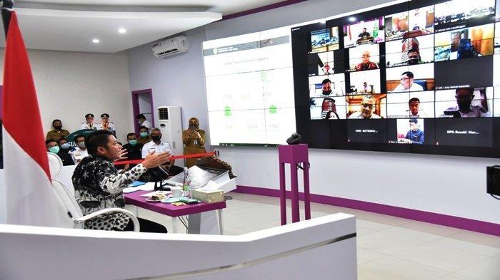 Rakor dengan KPK, Herman Deru Inginkan Win-Win Solution Soal Aset PT KAI di Sumsel