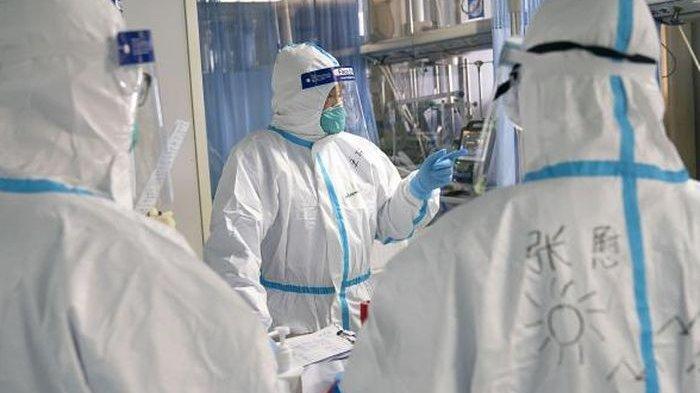 3000 Pahlawan Kesehatan China Terpapar Virus Corona Setelah Mati-matian Rawat Korban