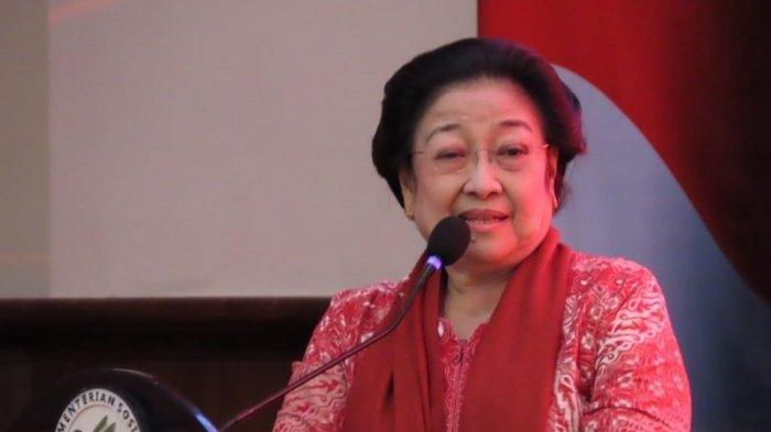 Ketua Umum PDIp, Megawati Soekarnoputri.