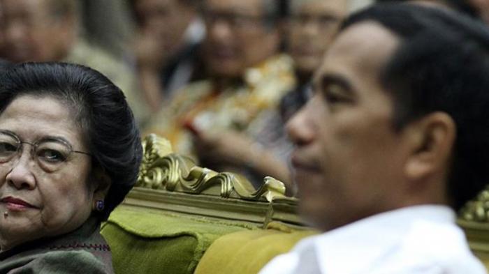 Jokowi Buat Partai Baru, Megawati Siapkan Puan Maharani Ganti Jokowi, Surya Paloh Jadi Pesaing