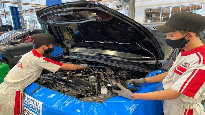 500 Mobil Merek Toyota Disebut di Bawah Ini di Sumsel akan Di-Recall untuk Servis, Demi Keamanan