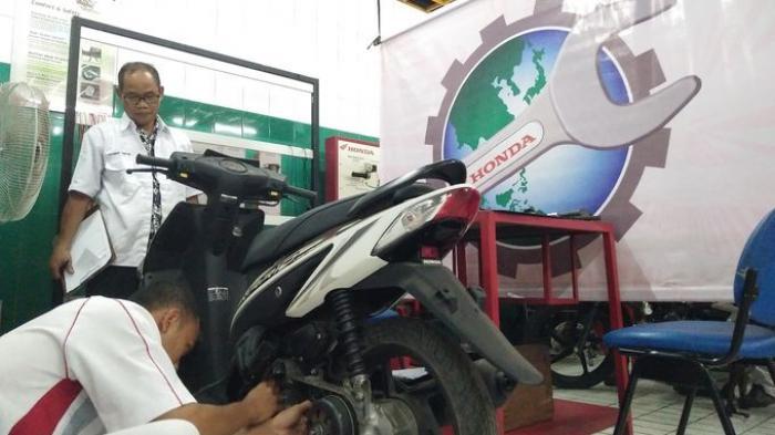 Kontes Tingkat SMK Persiapkan Calon Mekanik Handal