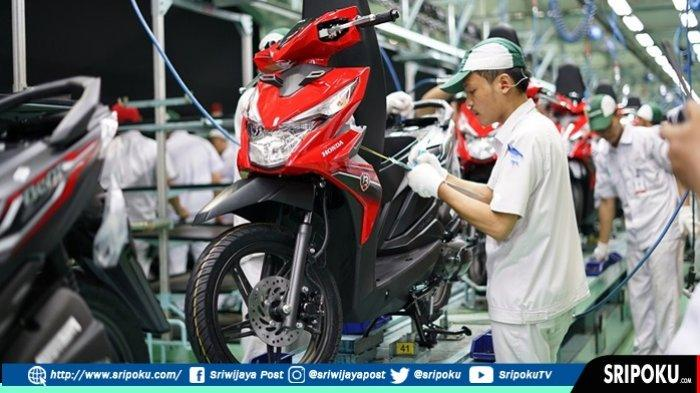 Ekspor Skutik Favorit Honda BeAT Melonjak 43 Persen