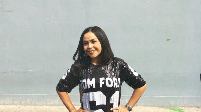 Melaney Ricardo saat ditemui di kawasan Mampang, Jakarta Selatan, Selasa (3/12/2019).(KOMPAS.com/ANDIKA ADITIA)