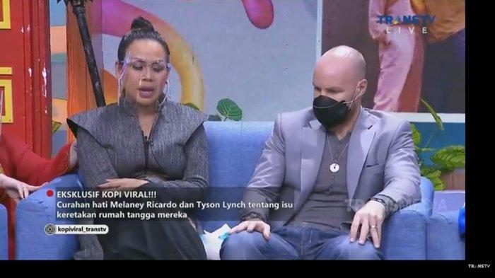 Melaney Ricardo dan Tyson Lynch