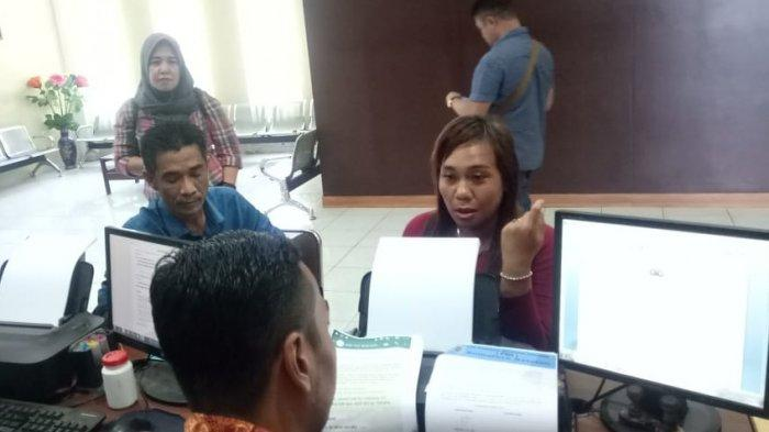 Dikirimi Foto Dan Video Porno Via WhatApps, Mella Datangi SPKT Polresta Palembang