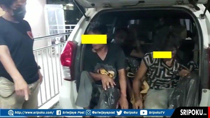 ISTRI Sering di Chat WA Pria Lain, Pria Ini Tersungkur Ditembak Satreskrim Polrestabes Palembang