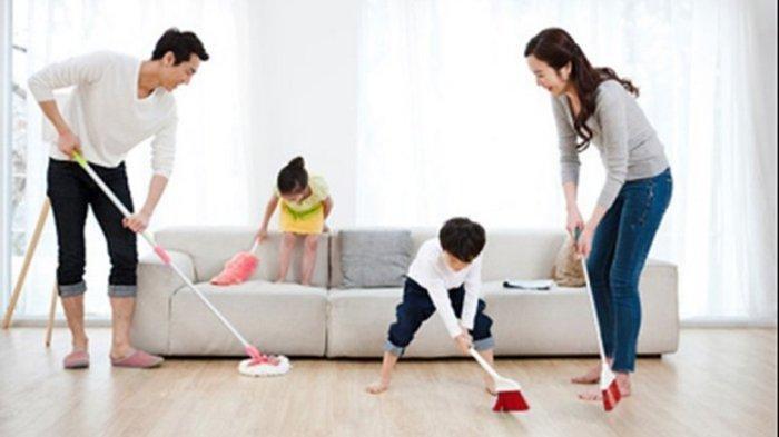 Begini Tips Mudah Merawat Kebersihan dan Kerapian Rumah dari Kotoran