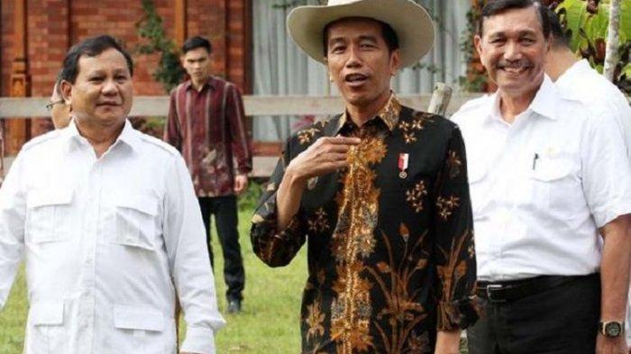 ORANG LAIN Susah Selama Pandemi, 5 Menteri Jokowi Malah Beruntung, Siapa Saja Mereka?