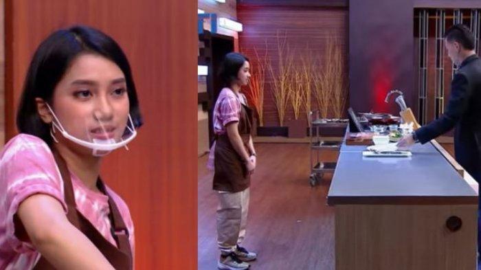 Profil Putri Peserta Masterchef Indonesia Season 8, Putus Sekolah tak Kuat Dibully, Chef Juna Marah