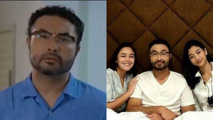 Mengenal Surya Saputra, Ayah Mertua Aldebaran di Sinetron Ikatan Cinta, Ternyata Mantan Boyband!