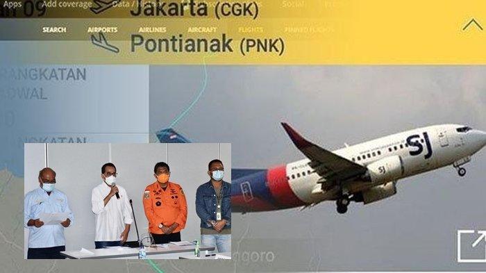 Pesawat Sriwijaya Air JT182 Hancur Tak Tersisa, Mbak You ...