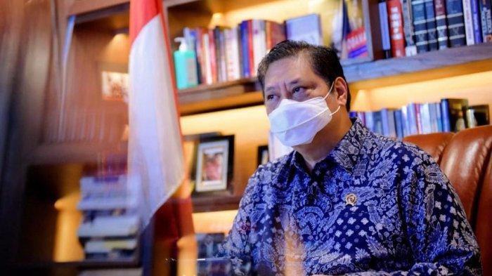 AIRLANGGA Ajak Akademisi Beri Sumbangsih dalam Penanganan Pandemi dan Pemulihan Ekonomi Nasional