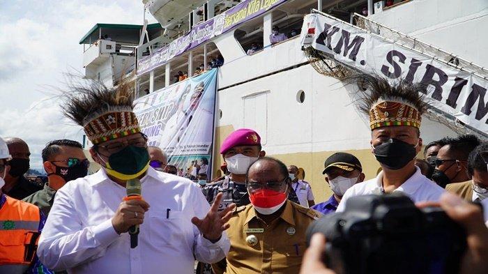 Airlangga: Saya Optimis Provinsi Papua Barat Dapat Membaik dan Konsisten Menjadi Wilayah Zona Hijau