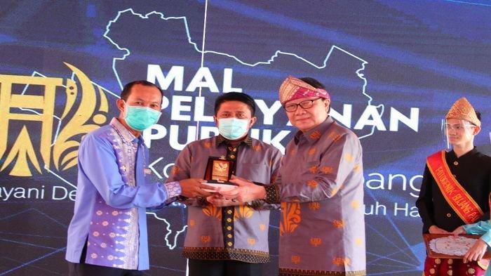 MenPAN-RB Tjahjo Kumolo Resmikan MPP Palembang, Harnojoyo : Kalau Bisa Sejam Kenapa Harus Berjam-jam