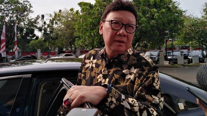 Tes Wawasan Kebangsaan Pegawai KPK Urusan Internal KPK, Tjahjo: Kemenpan RB Tidak Ikut Terlibat