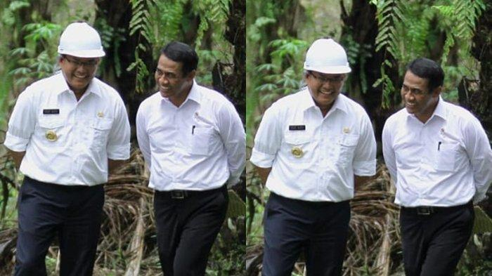 Dodi Reza Alex Dinobatkan Jadi Kepala Daerah Peduli Pembangunan Perkebunan Berkelanjutan